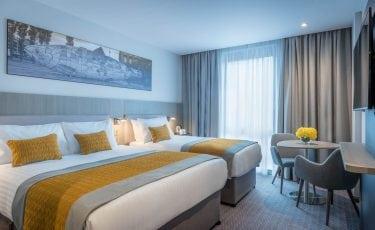 Deluxe Twin Room Maldron Hotel Newcastle