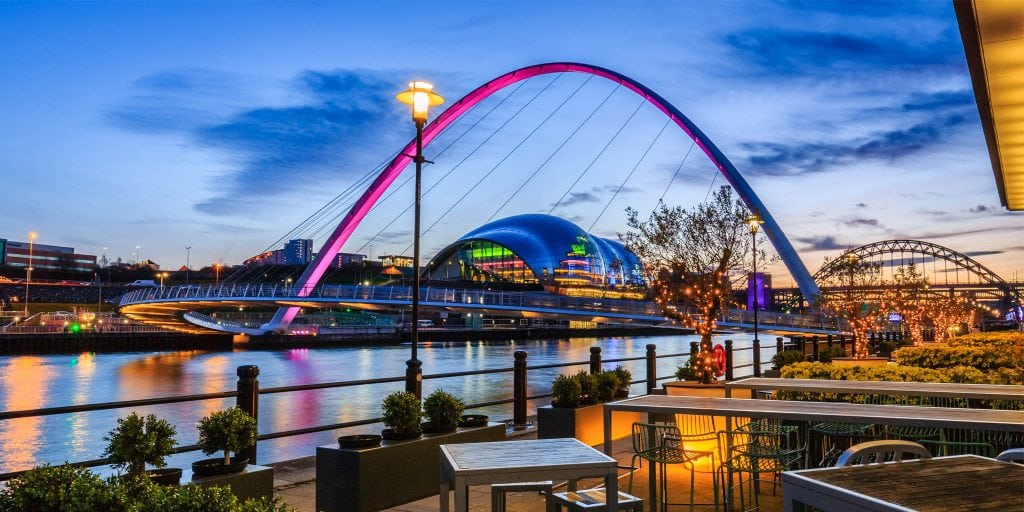 Hotels Close To Newcastle City Centre