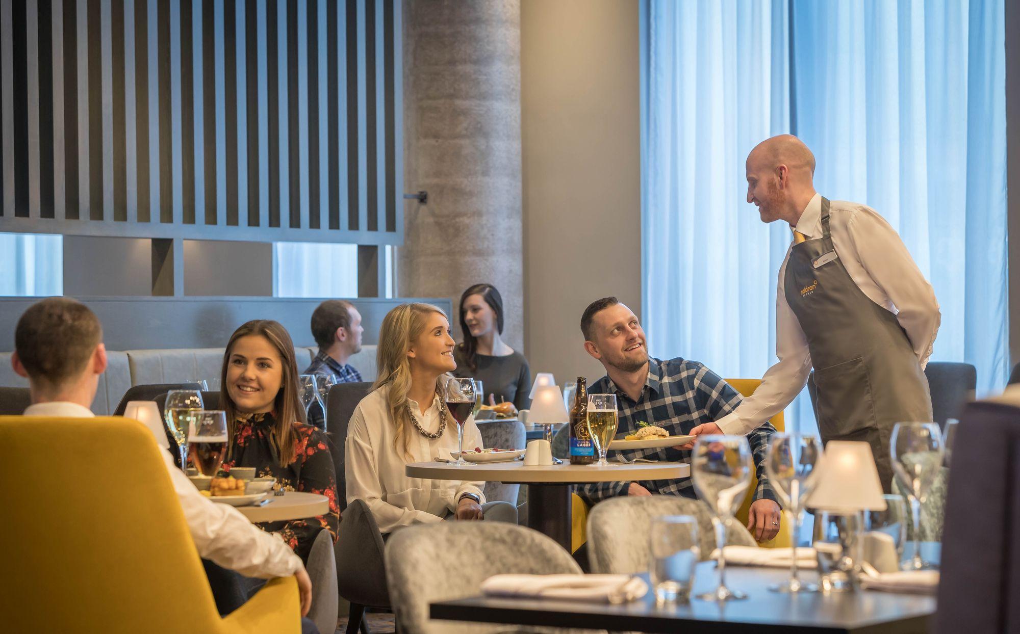 Grain & Grill Restaurant Maldron Newcastle